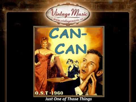 Can Can Musical  -- Just One of Those Things