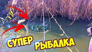 Рыбалка на Паук Снова повезло Супер рыбалка на Подъемник 2020 2021