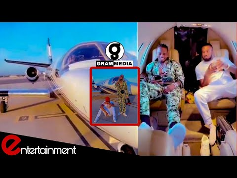 Diamond South Africa Tena Kukagua Ndege Mpya,Private Jet