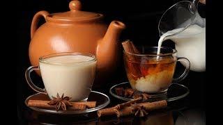 Почему нельзя отказываться от чая с молоком???***Тайна напитка!!!***