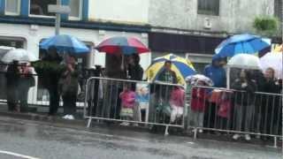 Lockerbie Pipe Band, Gala Day 2012