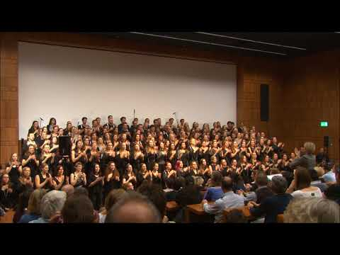 White Winter Hymnal (Zurich University of Teacher Education Choir)