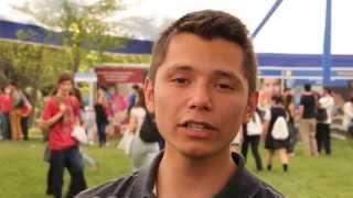 Alejandro Fernández, del Colegio Rafael Eyzaguirre
