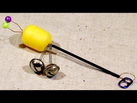 Простой сигнализатор поклёвки для донки