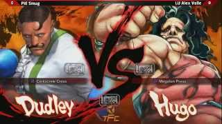 The Fall Classic 2015 - USF4 Semis - PIE Smug (Dudley) vs LU Alex Valle (Hugo)
