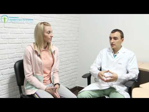Лечение паразитоза в Клинике Хачатряна. Отзыв пациентки