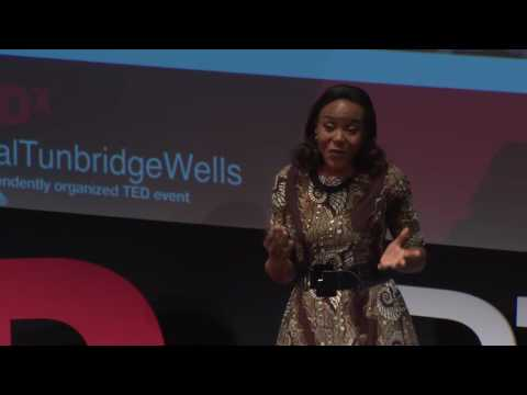 Climbing mountains | Funke Abimbola | TEDxRoyalTunbridgeWells