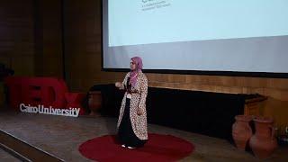 Same Tongue, Different Language | نفس اللغة, بس مش فاهمين بعض | Lina Fakahany | TEDxCairoUniversity
