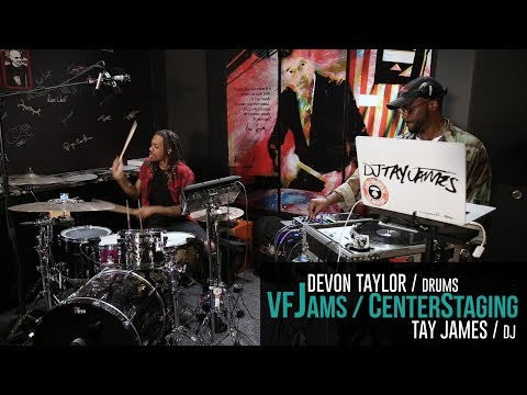 vfJams with Devon Taylor and DJ Tay James