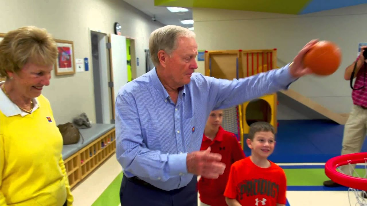 Jack and Barbara Nicklaus and The Honda Classic Give Back