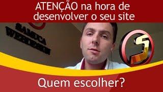 Webdesigner de São Bento do Sul dá Dicas sobre Desenvolvimento de Sites - Samuca Webdesign