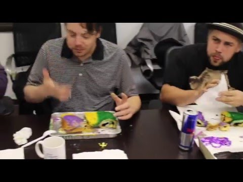 Townsquare Media King Cake Eating Contest