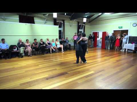 michelle + joachim  |  Wellington demo - tango