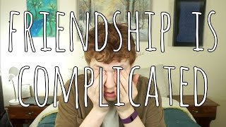 Friendship Is Complicated - Autism & Me