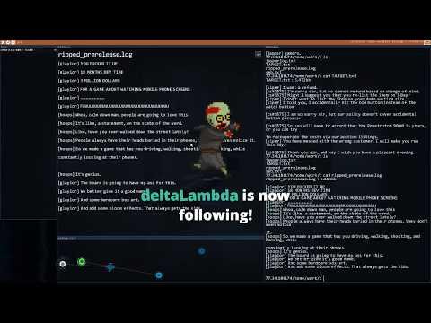 Hacknet #1: Hacking Fake Computers