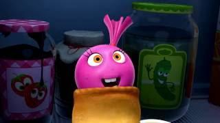 Прикольный мультик «Овощная вечеринка» - Вечеринка в спальных мешках (64 серия)