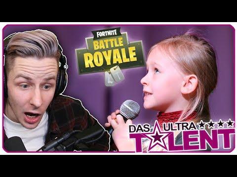 KIDDY singt BESTEN FORTNITE SONG aller Zeiten! ULTRATALENT