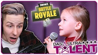 KIDDY singt BESTEN FORTNITE SONG aller Zeiten! ULTRATALENT