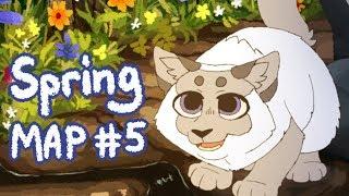 【Spring (seasonal, cat, story) MAP | Part 5】