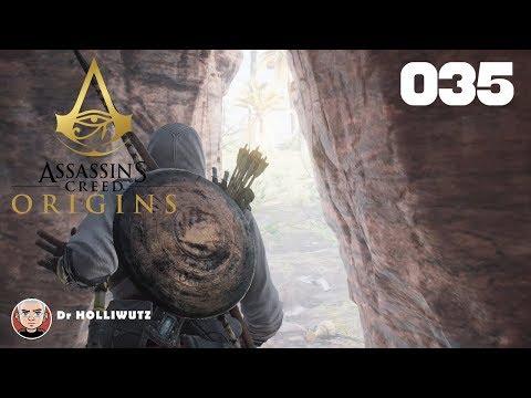 Assassin's Creed Origins #035 - Der Schrein des Serapis [PS4] | Let's play Assassin's Creed Origins
