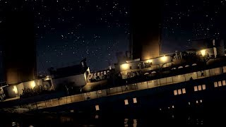 UnrealEngine 4 - Incredible Eerie Titanic Sinking Scenes... (2018/2019)