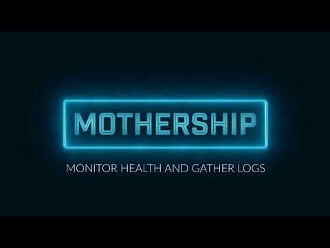 Mothership.app: Website Health Checks and Log Capturing Introduction