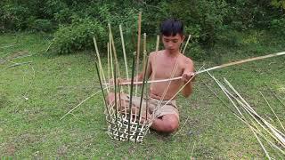 Primitive Technology: Baskets