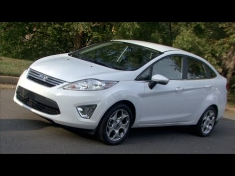 2011 Ford Fiesta - Review