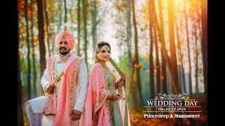 Prince & Mansumeet l Best Sikh wedding Cinematic film l Randhir Studios   9855995000