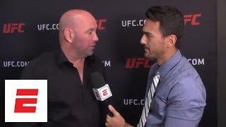 Dana White: Daniel Cormier is definitely going to fight Brock Lesnar | ESPN