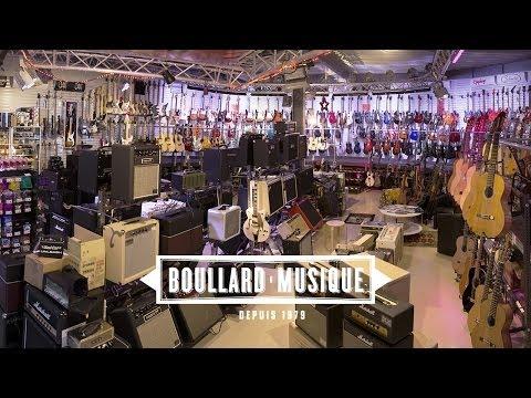 Boullard Musique - Présentation du magasin