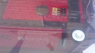 видео Электростанция Fubag