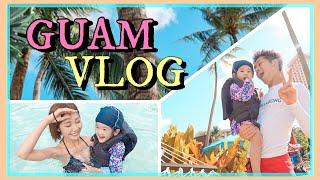 【Vlog】グアムでの過ごし方♡プール/買い物/グルメ