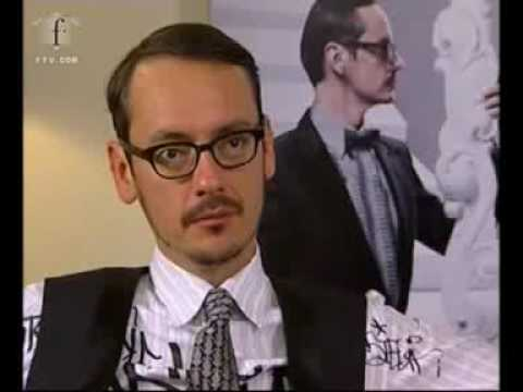 fashiontv | FTV.com - Designers Talk - ViKtor & Rolf for h&m