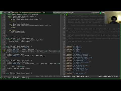 Working on WebAssembly in C++ (Ep  1) - YouTube