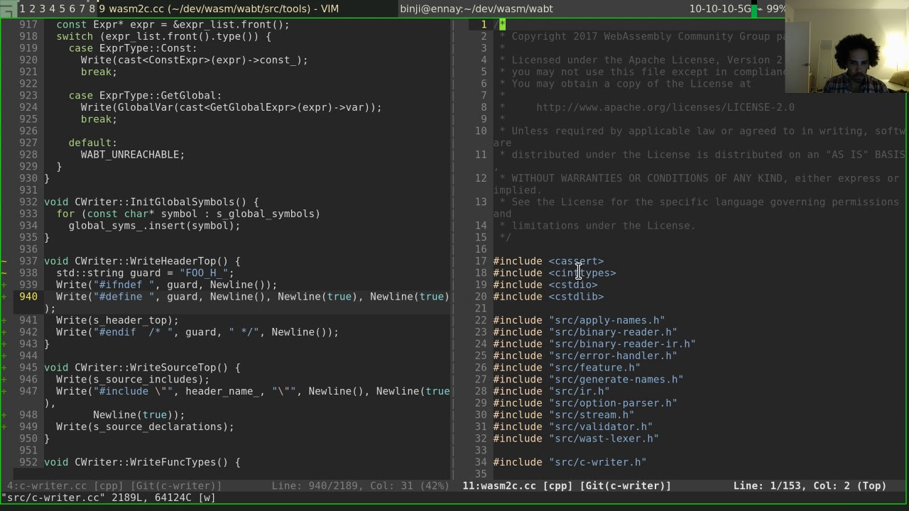 Working on WebAssembly in C++ (Ep  1)