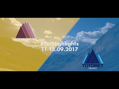 TOR DES GEANTS 2017 - Highlights - Best moments from DAY 02 to DAY 04