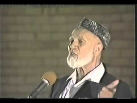 Ahmed Deedat Answer - How will the Spirit of Truth abide with Us forever (John 14:16)?
