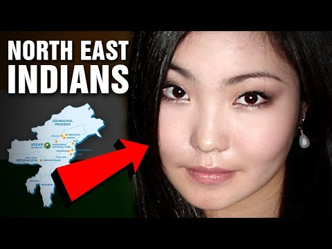 NORTH EAST PEOPLE ARE PART OF INDIA... UNDERSTAND THIS PLEASE!