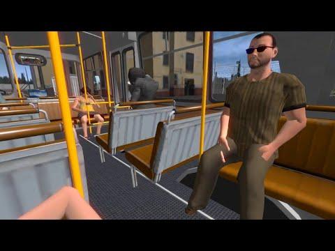 Bus Driver Simulator #1 ПАЗ 3205