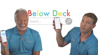 Below Deck Crew Exposes Search Browser History | Below Deck | Bravo