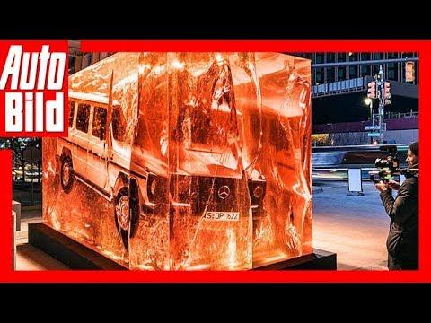Mercedes G-Klasse (NAIAS 2018) So kam der G in das Harz Review/Details/Erklärung