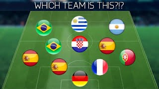 WHICH TEAM IS THIS?! - Football Quiz 2018