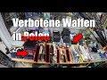 Butterfly Messer - In Deutschland verbotene Waffen in Polen kaufen?! / Waffengesetz