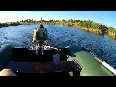 плм салют и лодка БАРК 310