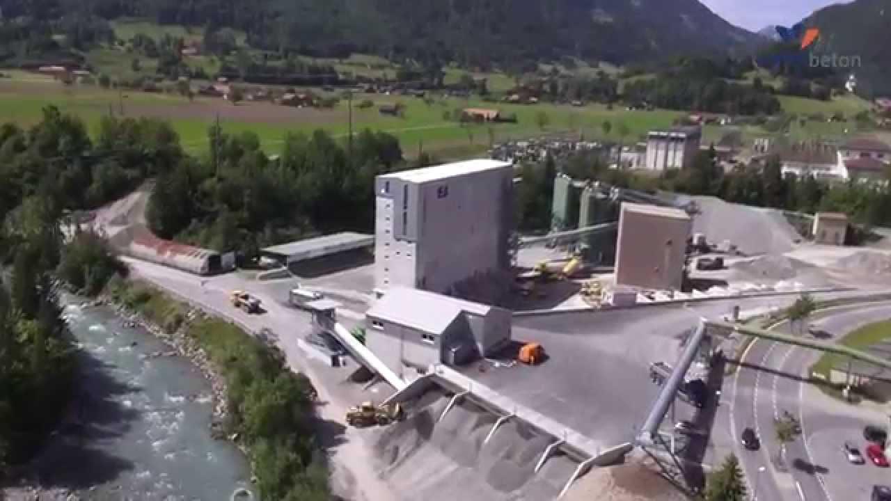 Vigier Beton Berner Oberland Youtube