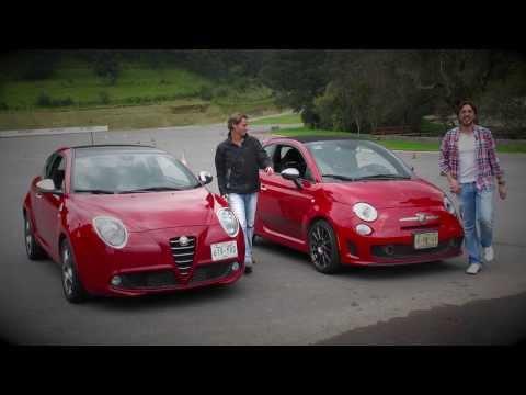 Reto Hatchbacks, Alfa Romeo Mito y Fiat 500C Abarth Car-Globe