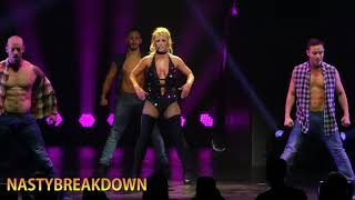Britney Spears - Gimme More (Piece of Me Tour WDC 7-13-18)