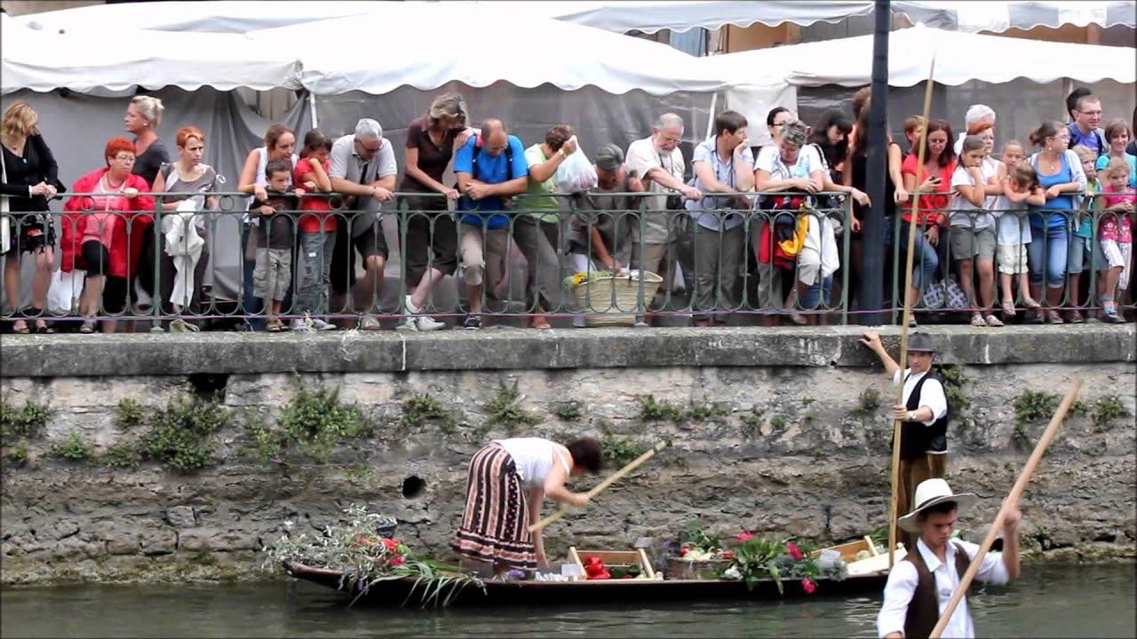 March flottant d 39 isle sur la sorgue youtube - La table d or entraigues sur la sorgue ...