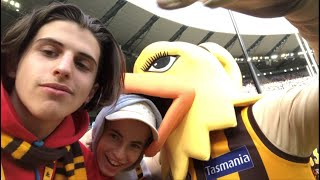 AFL HAWTHORN VS GEELONG ROUND 21 | V#7
